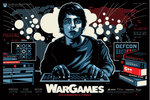 WarGames — 80's Style Deep Learning – Creative Analytics