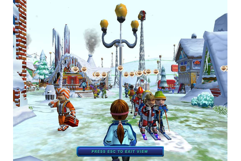 Ski Resort Extreme Screenshots for Windows - MobyGames