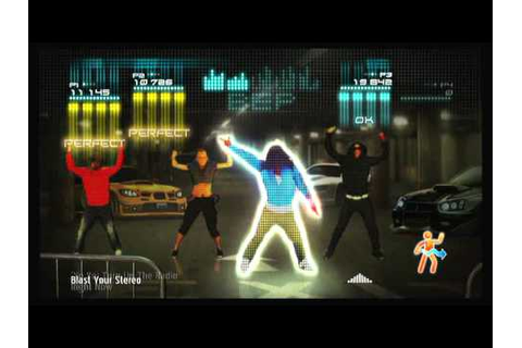 Pump It - The Black Eyed Peas Experience - Wii Workouts ...