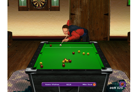 World Championship Snooker 2003 Demo Download