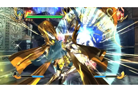 Game PC Saint Seiya: Soldiers' Soul Repack | Download game ...