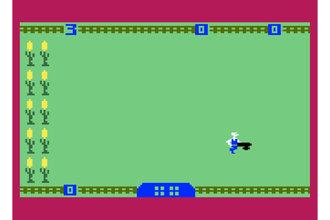 HSC5 - Game #2 - Worm Whomper - Intellivision High Score ...