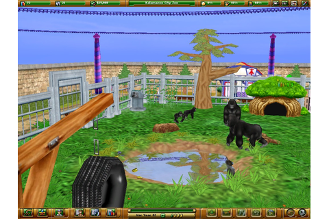 Download Game Zoo Empire Full Version