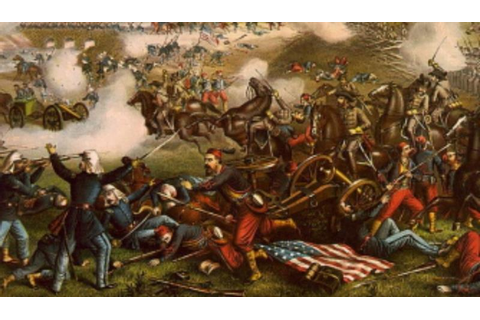 When was the first Battle of Bull Run? | Trivia Questions ...