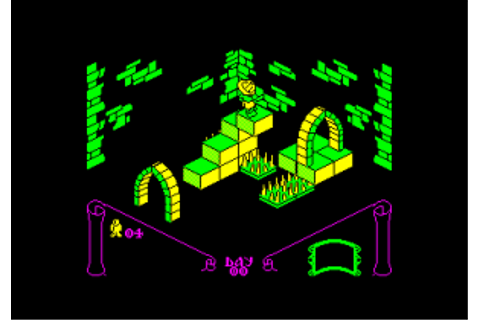Game Classification : Knight Lore (1984)