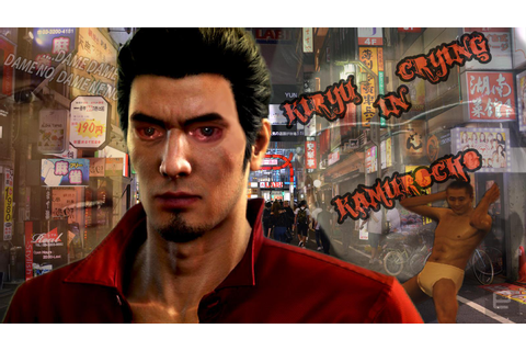 Everyone after finishing a Yakuza game : yakuzagames