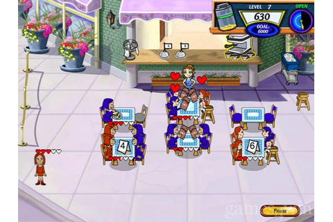 Diner Dash 2: Restaurant Rescue Download on Games4Win