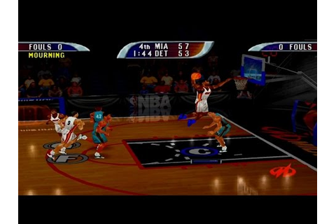 NBA Hoopz Gameplay Tournament (PlayStation) - YouTube