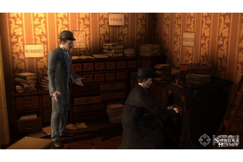 The Testament of Sherlock Holmes Screenshots, Pictures ...