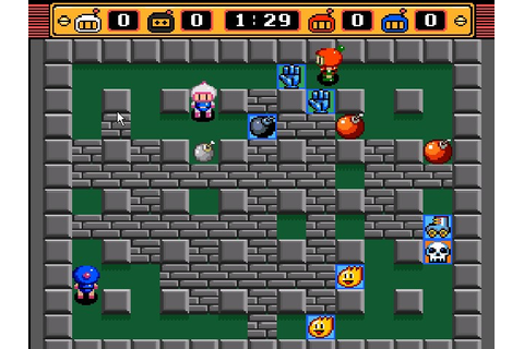Super Bomberman 2 Screenshots for SNES - MobyGames