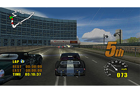 Classic British Motor Racing Review for the Nintendo Wii