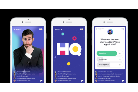 HQ Trivia app becomes overnight sensation - NBC News