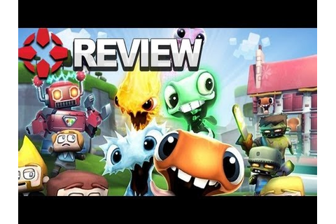 IGN Reviews - Little Deviants - Game Review - YouTube