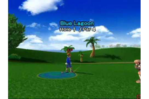 Wii Pangya! Golf with Style 20070608 01 - YouTube
