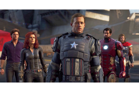 Marvel's Avengers Will Not Change Designs After Fan ...