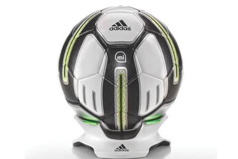 Adidas Smart Ball Uses Sensors, Bluetooth to Measure ...