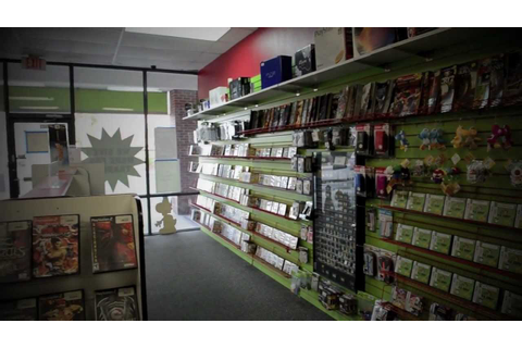 RU GAME? VIDEO GAME STORE TOUR! Tampa, Brandon ...