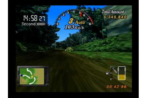 Playstation - Runabout 2 mission #6,#9 HIGH AMOUNT ...