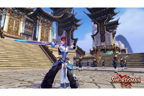 Swordsman Online Glides into Open Beta - MMO Bomb