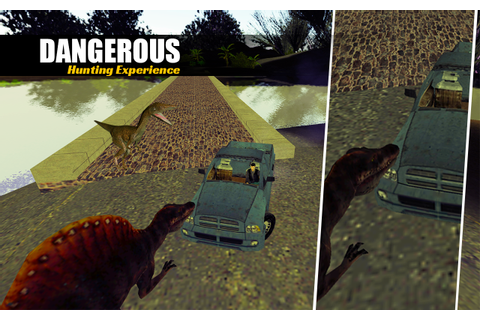 Dinosaur Safari Hunter Game 3D - Android Apps on Google Play