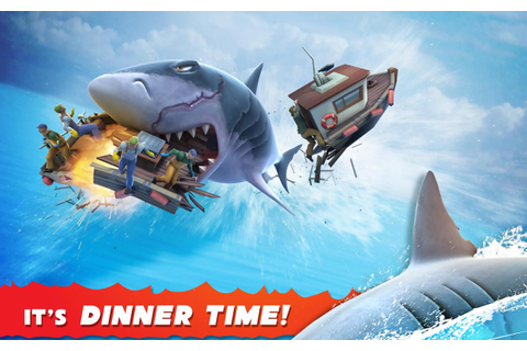 Hungry Shark Evolution APK Download - Free Arcade GAME for ...