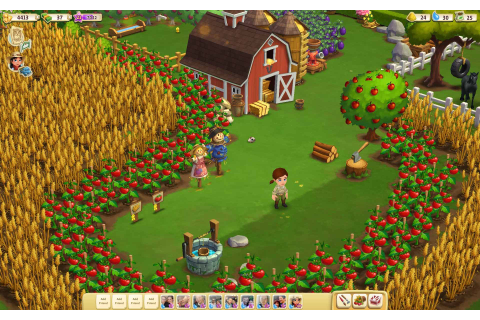The FarmVille 2 Video Game Is Released - The New York Times