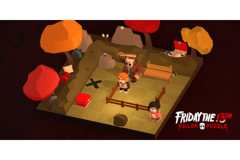 'Friday the 13th: Killer Puzzle' Game Coming to Mobile ...