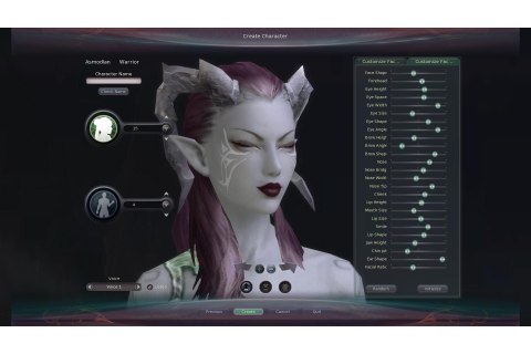 AION Character Creation System | Freetoplaymmorpgs ...