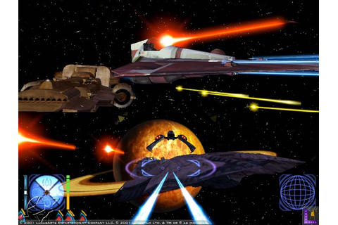 Image Gallery jedi starfighter ps2