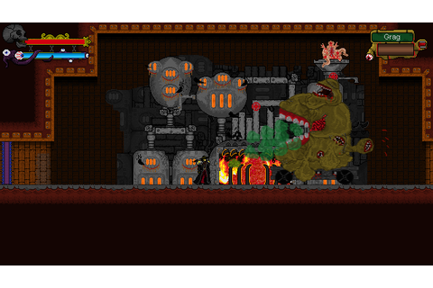 Demo - Castle of Nightmares - Metroidvania Game ...
