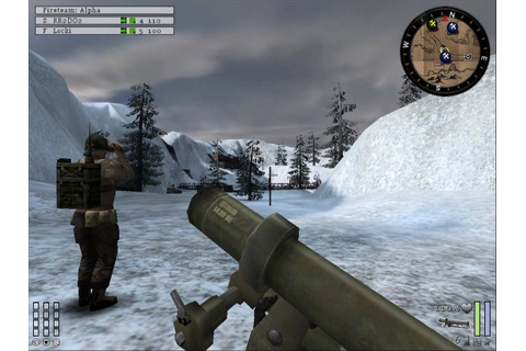 Wolfenstein Enemy Territory Free MMO Shooter Game ...