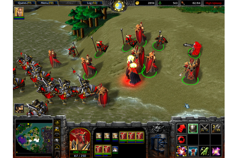 Download WarCraft 3 Reign Of Chaos Game Full Version For Free
