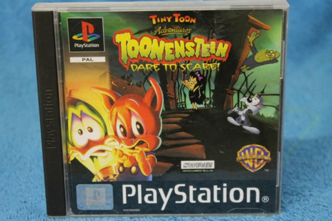 Tiny Toon Adventures: Toonenstein: Dare to Scare - Looney ...