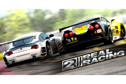 Real Racing 2 Apk + SD Data (All Devices) | Android Games ...