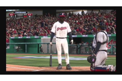 Mlb 14 The Show Ps4 1995 World Series Game 3 Braves(Smoltz ...
