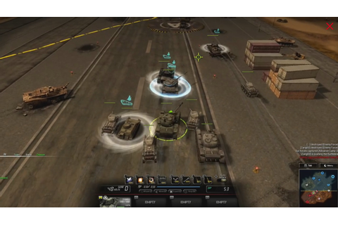 Battleline: Steel Warfare Review and Download – MMOBomb.com