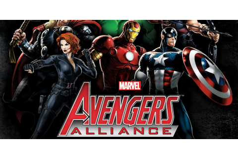Marvel: Avengers Alliance Facebook Games to Shut Down