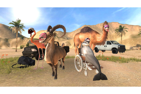 Goat Simulator Payday for Android - APK Download