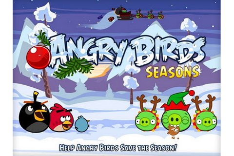Angry Birds Seasons v2.0.0 - PC GAME ~ The Software