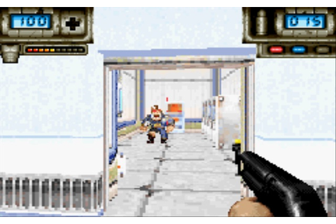 Duke Nukem Advance (U)(Eurasia) ROM