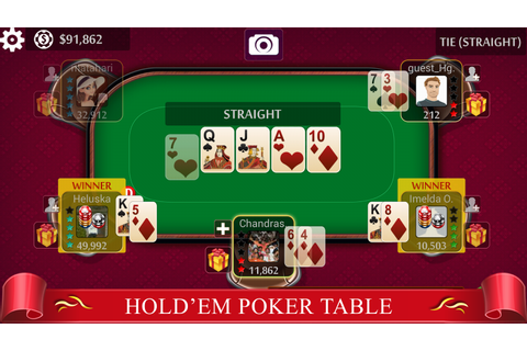 Texas HoldEm Poker FREE - Live - Android Apps on Google Play