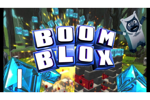 Boom Blox: Part 1 - BEST GAME OF ALL TIME - YouTube