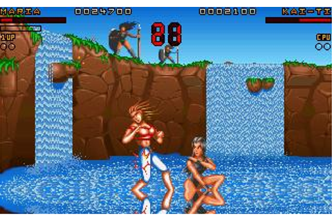 Ultimate Body Blows Download (1994 Arcade action Game)