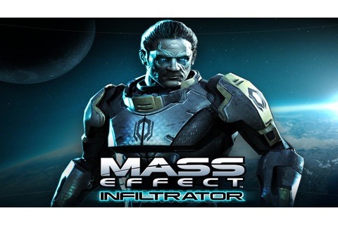 MASS EFFECT INFILTRATOR :: ANDROID GAMEPLAY VIDEO - YouTube
