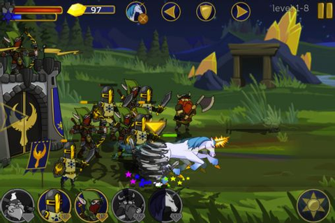 Legendary wars (android) ~ SOFTWARE DAN GAMES