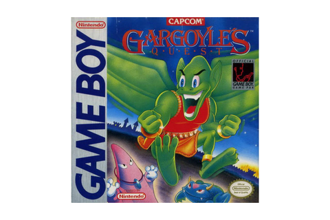 Gargoyle's Quest Review for the Game Boy - YouTube