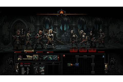 Darkest Dungeon Gameplay: 10 Interesting Facts About This ...