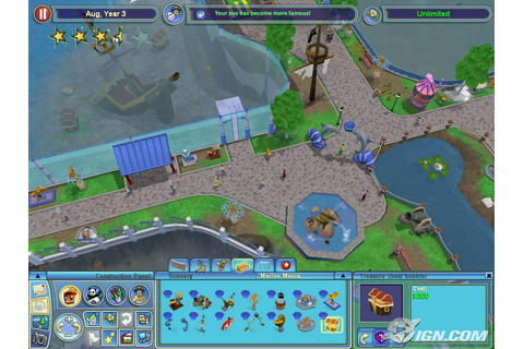 Zoo Tycoon 2: Marine Mania screeny
