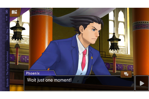 'Phoenix Wright: Ace Attorney – Spirit of Justice' Review ...