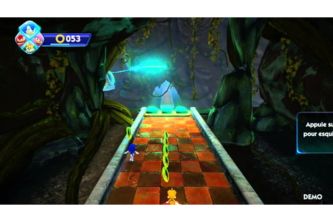 Liveplay - Wii U eShop Demo - Sonic Boom : L'ascension de ...
